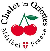 chalet les griottes Méribel logo